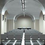 Calcolo Illuminotecnico saletta Papa Giovanni Paolo 1