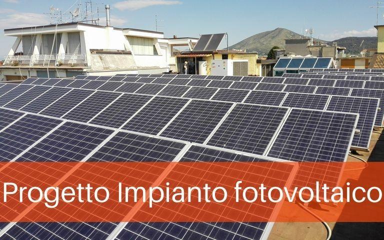 Progettazione Adeguamento Impianto fotovoltaico Diocesi Caserta